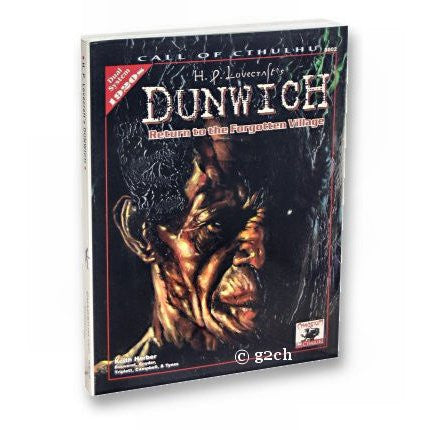 Call of Cthulhu RPG: H.P. Lovecraft's Dunwich (1920s)
