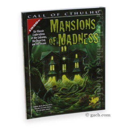 Call of Cthulhu RPG: Mansions of Madness