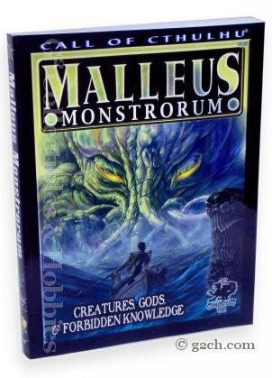 Call of Cthulhu RPG: Malleus Monstrorum