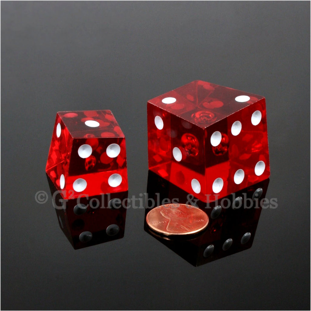 Crooked Dice Pair