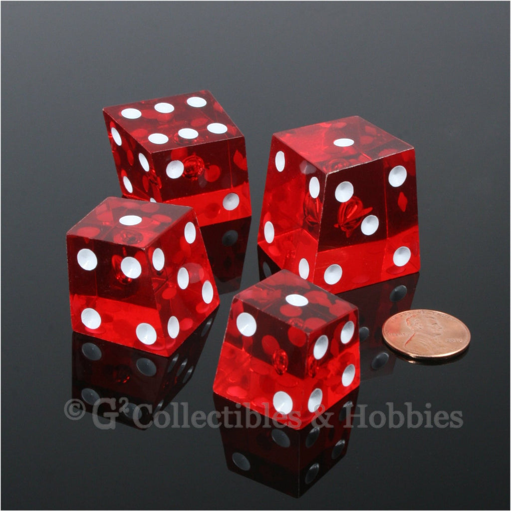 Crooked Dice 4pc Set