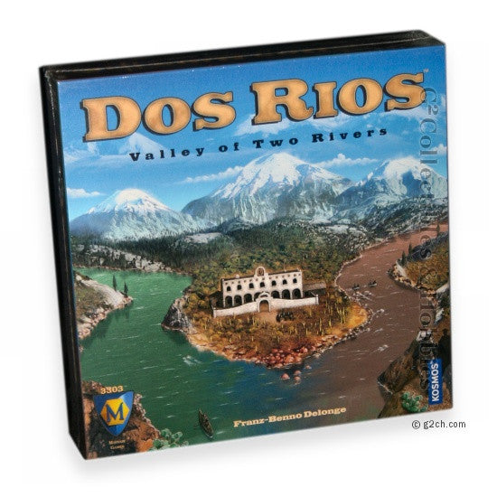 Dos Rios: Valley of the Two Rivers