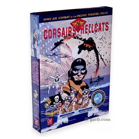 Down in Flames III: Corsairs and Hellcats