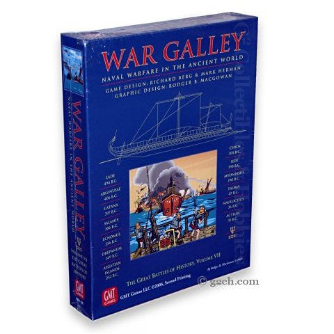 War Galley: Naval Warfare in the Ancient World
