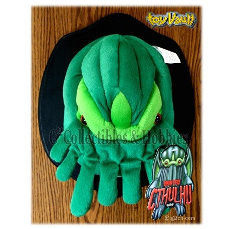 Cthulhu Plush: Cthulhu the Hunted Wall Trophy