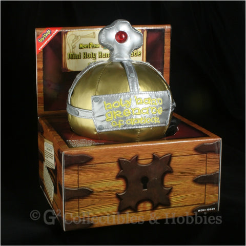 Monty Python: Mini Holy Hand Grenade of Antioch Plush