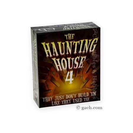 The Haunting House 4: They Just Don't Build 'em ...