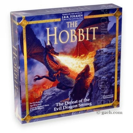 The Hobbit: The Defeat of the Evil Dragon Smaug