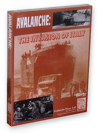 Avalanche: The Invasion of Italy