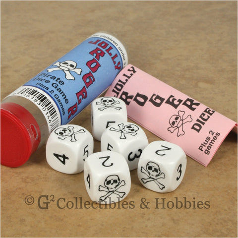 Jolly Roger Dice Game