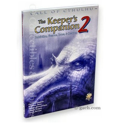 Call of Cthulhu RPG: The Keeper's Companion 2