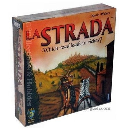 La Strada: Which Road Leads to Riches?