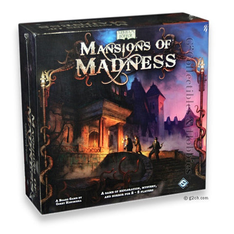 Mansions of Madness - First Edition