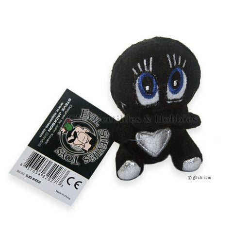 Chibithulhu Plush: Deceptively Tiny Black