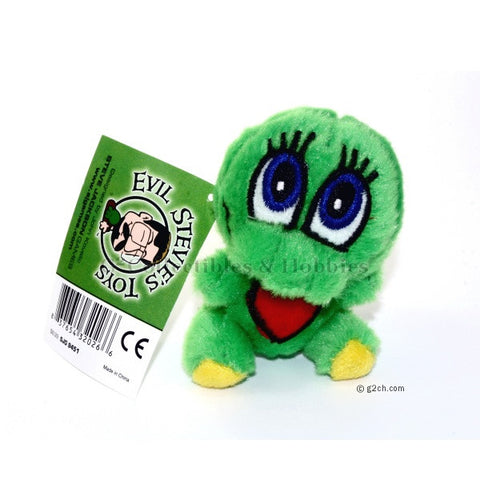 Chibithulhu Plush: Deceptively Tiny Green