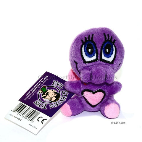 Chibithulhu Plush: Deceptively Tiny Purple