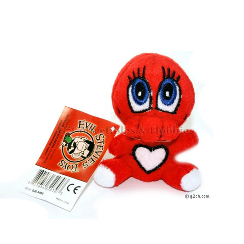 Chibithulhu Plush: Deceptively Tiny Red