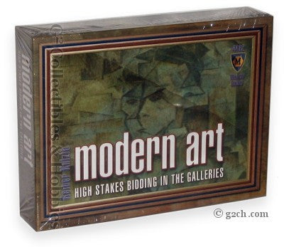 Modern Art: High Stakes Bidding in the Galleries