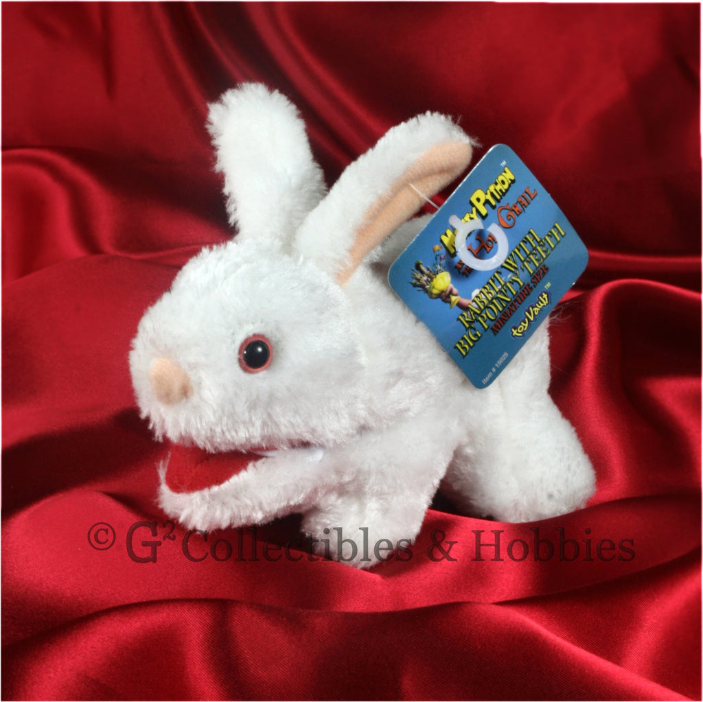 Monty Python: Plush Mini Rabbit with Big Pointy Teeth