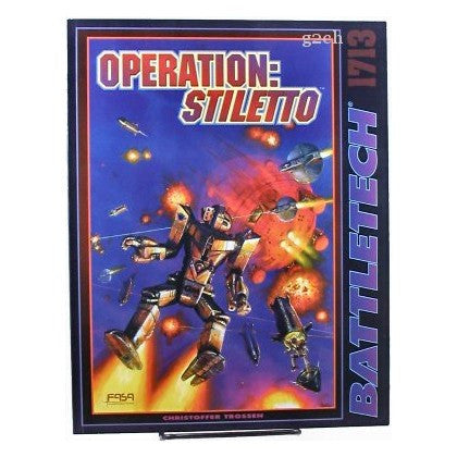 Battletech: Operation Stiletto