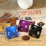 Oracles of Eight Dice - The Octagons of Fate