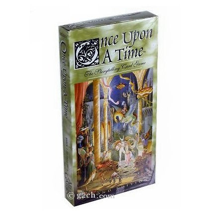 Once Upon A Time Second Edition: The Storytelling Card Game