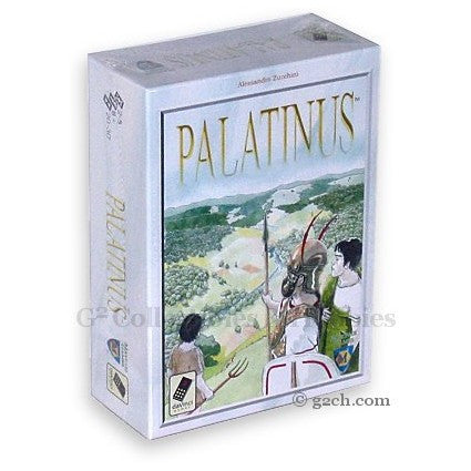 Palatinus : The Seven Hills of Rome