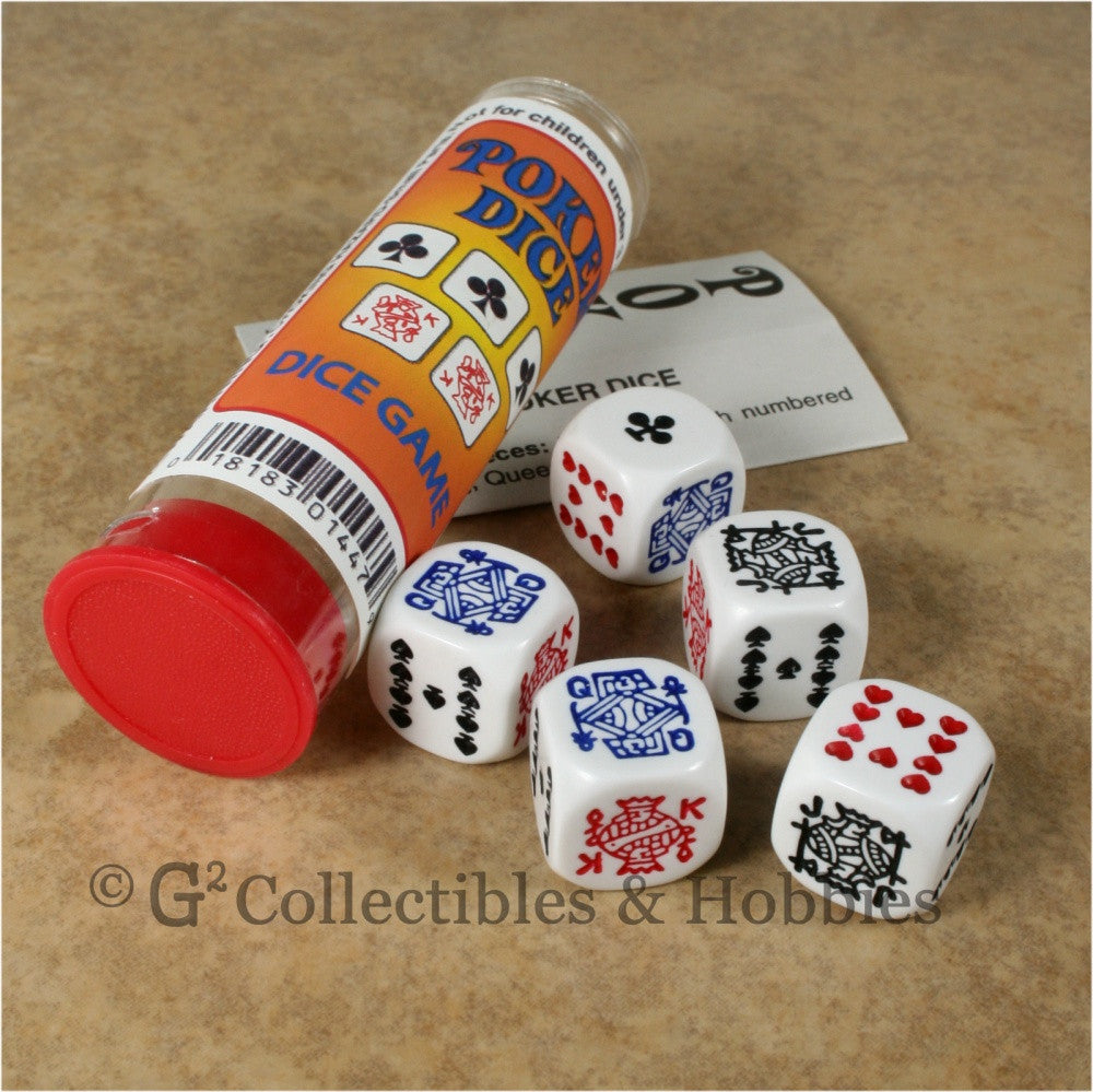 Poker Dice Game