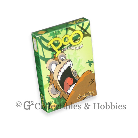 Poo: The Card Game - 2nd Edition