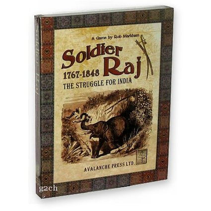 Soldier Raj: The Struggle for India 1767 to 1848