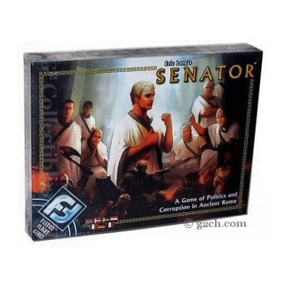 Senator: A Game of Politics and Corruption in Ancient Rome