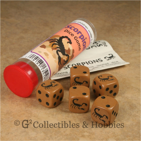 Scorpion Dice Game