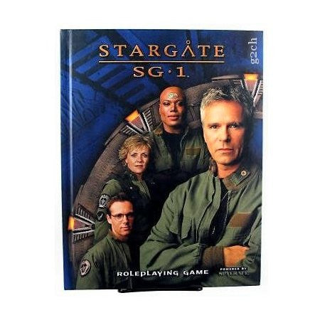 Stargate SG-1 RPG Core Book