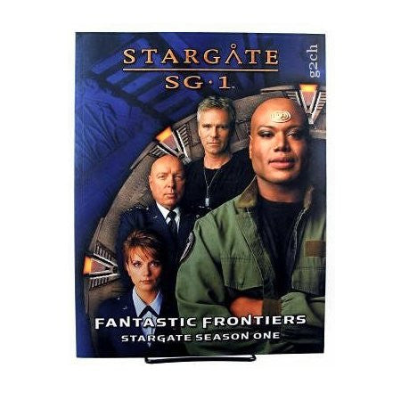Stargate SG-1 RPG: Fantastic Frontiers