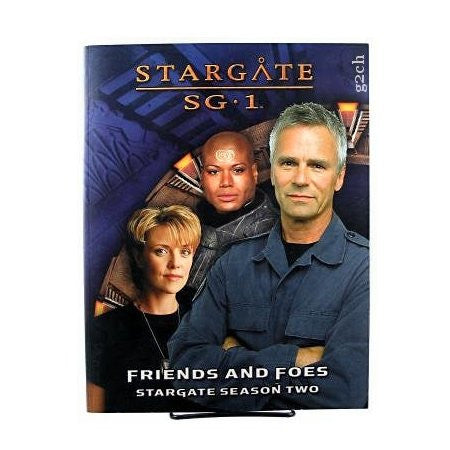 Stargate SG-1 RPG: Friends and Foes