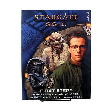 Stargate SG-1 RPG: First Steps