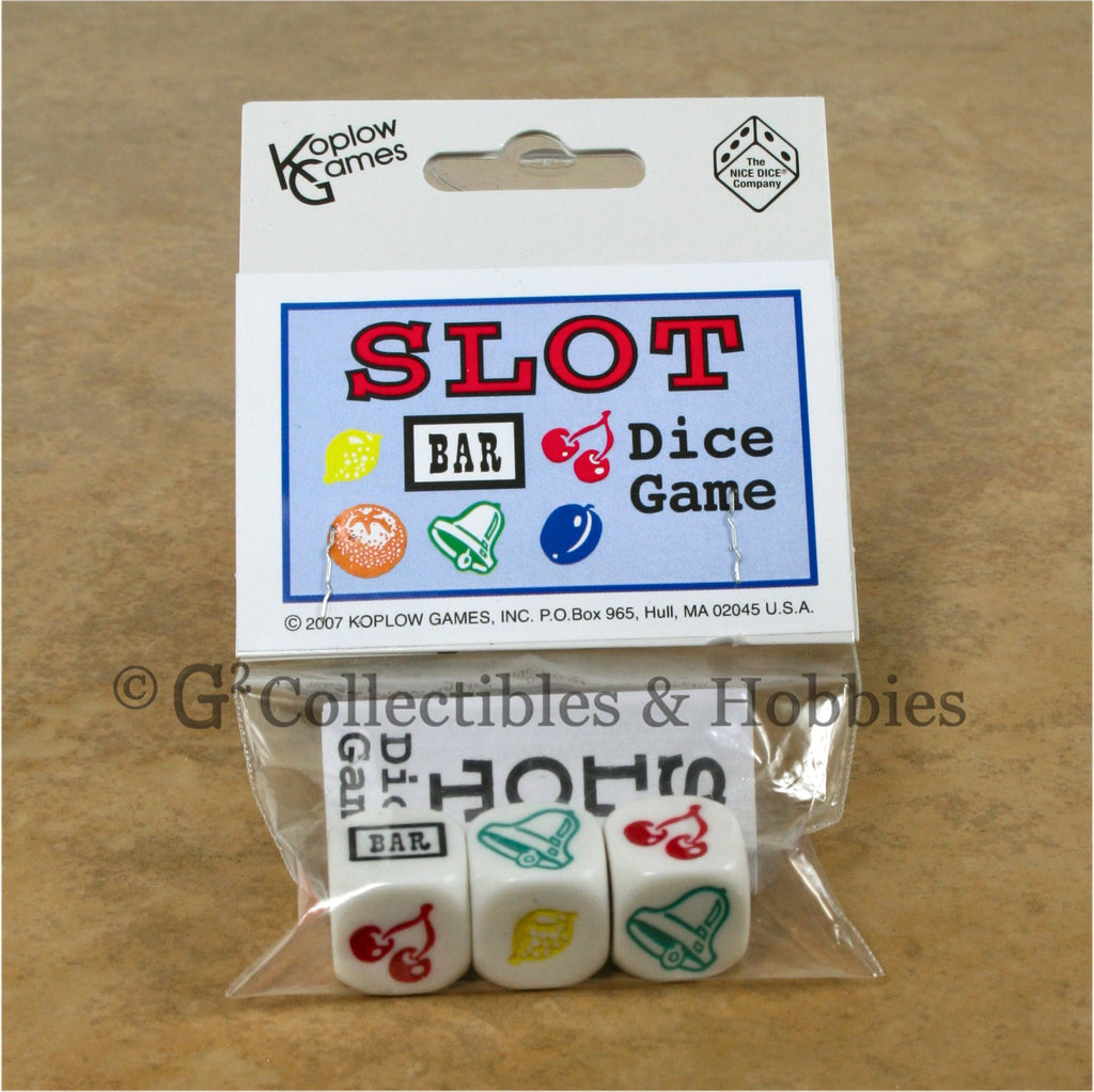 Slot Dice Game