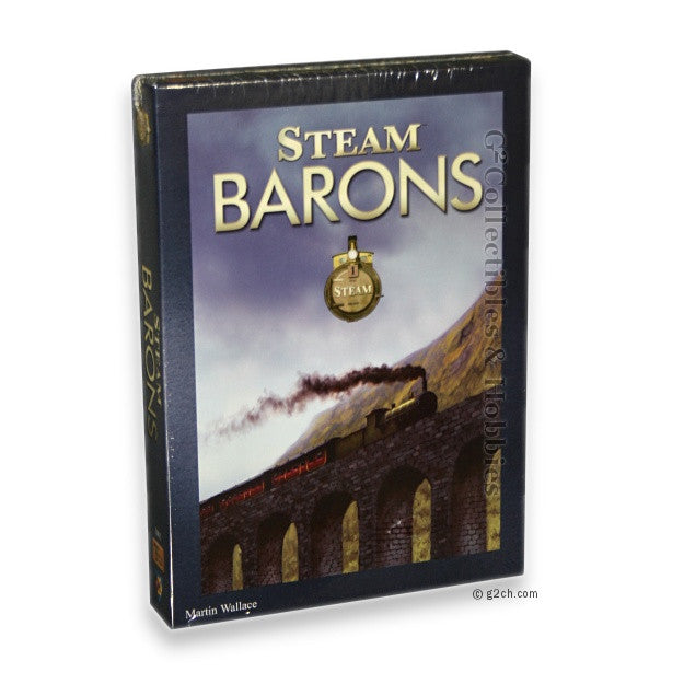 Steam Barons Expansion