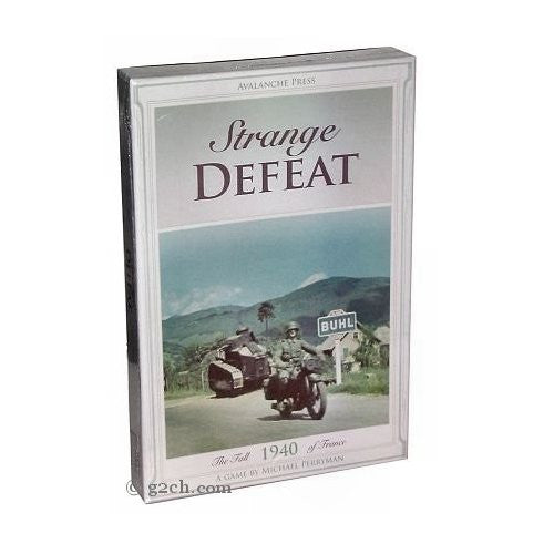 Strange Defeat 1940: The Fall of France