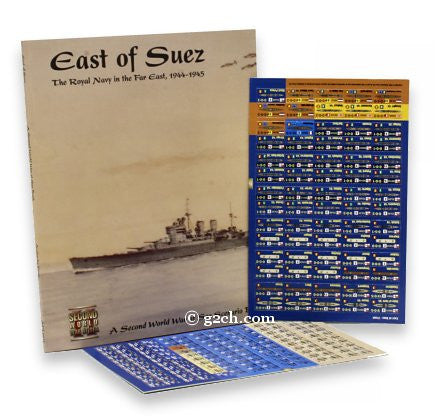 Second World War at Sea: East of Suez