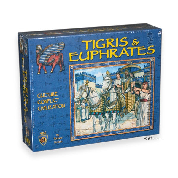 Tigris and Euphrates (Revised)