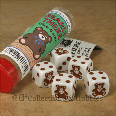 Bearly There Dice Game