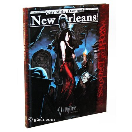Vampire: City of the Damned - New Orleans