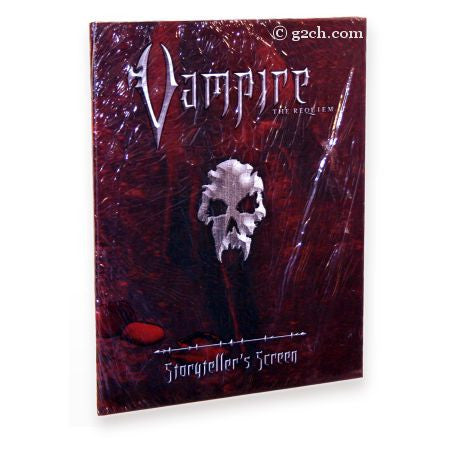 Vampire: The Requiem Storyteller's Screen