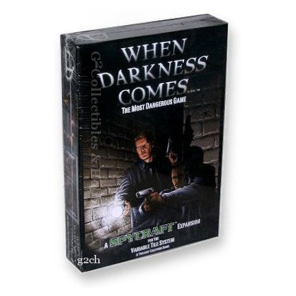 When Darkness Comes: The Most Dangerous Game