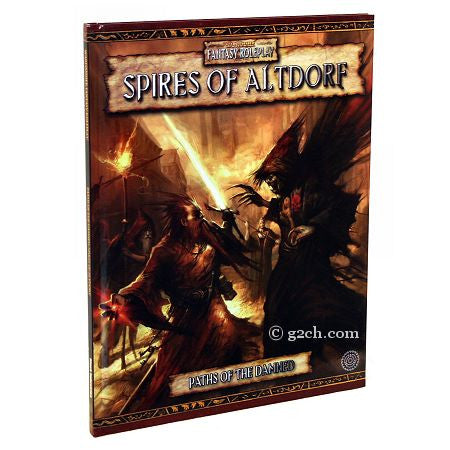 WFRP: Paths of the Damned II - Spires of Altdorf