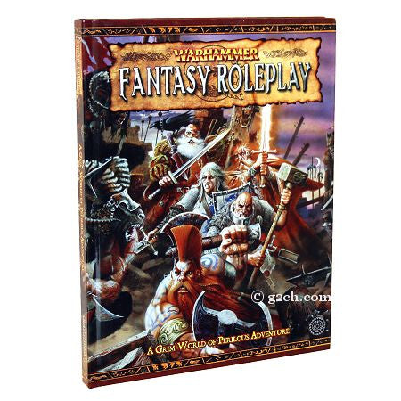 WFRP: Warhammer Fantasy Roleplay Core Book