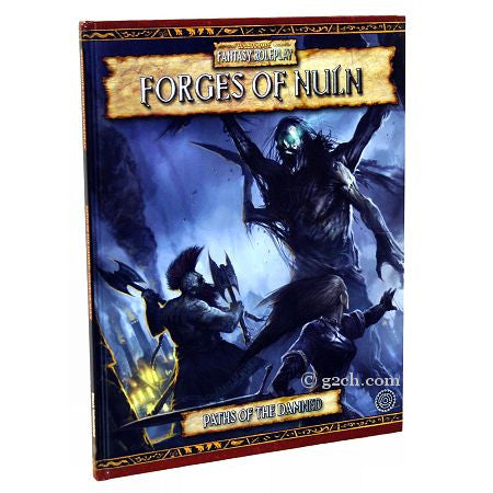 WFRP: Paths of the Damned III - Forges of Nuln
