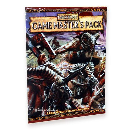 WFRP: Game Master's Pack