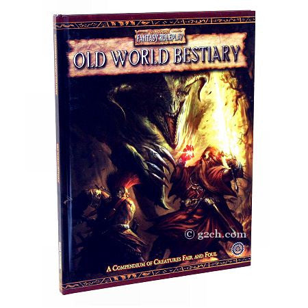 WFRP: The Old World Bestiary